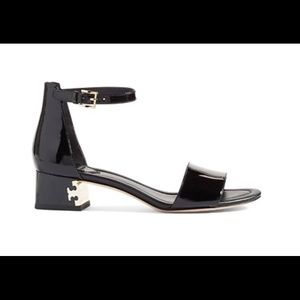 Tory Burch Finley sandals.